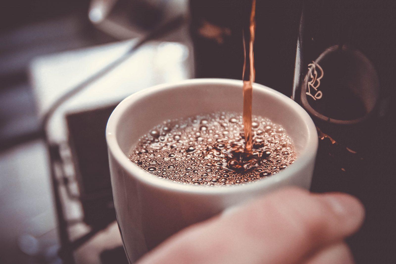 Od ilu lat można pić kawę?